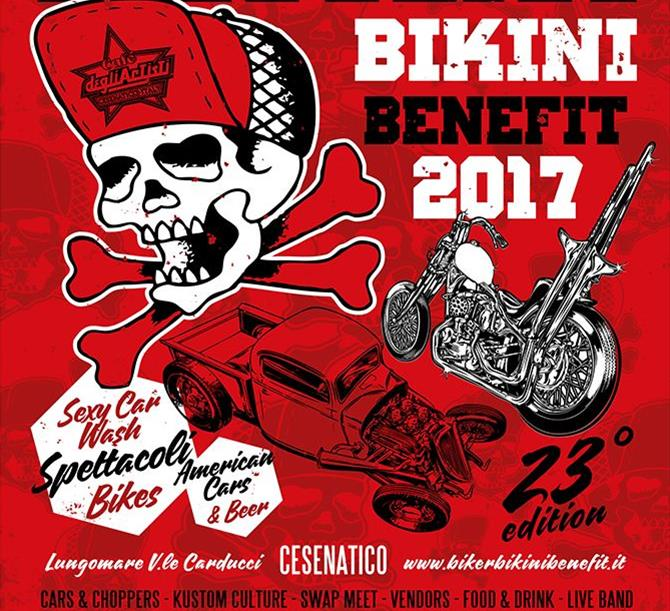 Biker Bikini Benefit