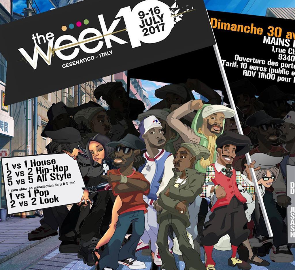 The Week 2017