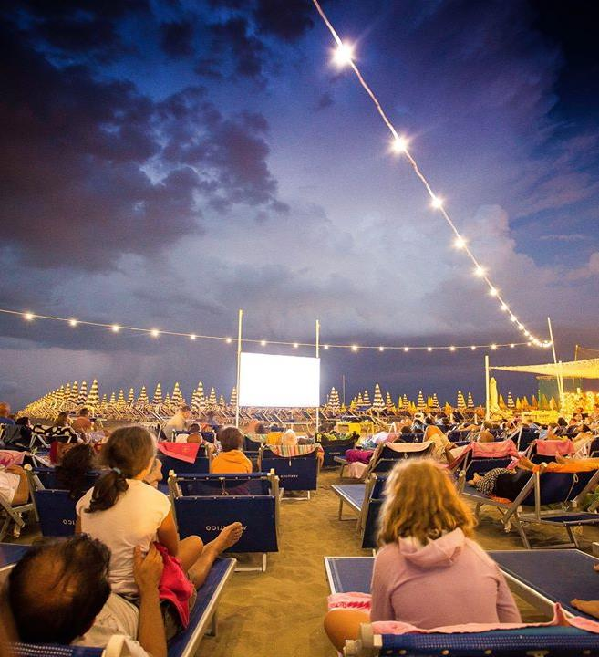 Arenati - Cinema in Spiaggia