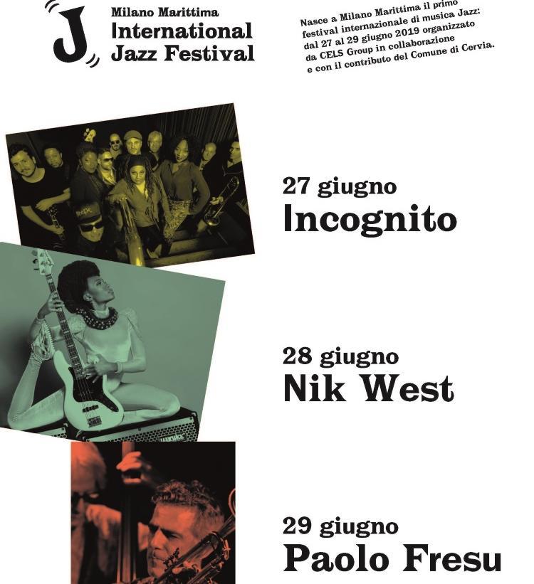 Milano Marittima International Jazz F ...