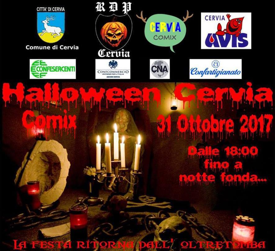 Halloween Cervia
