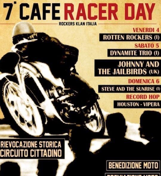 7° Cafè Racer Day