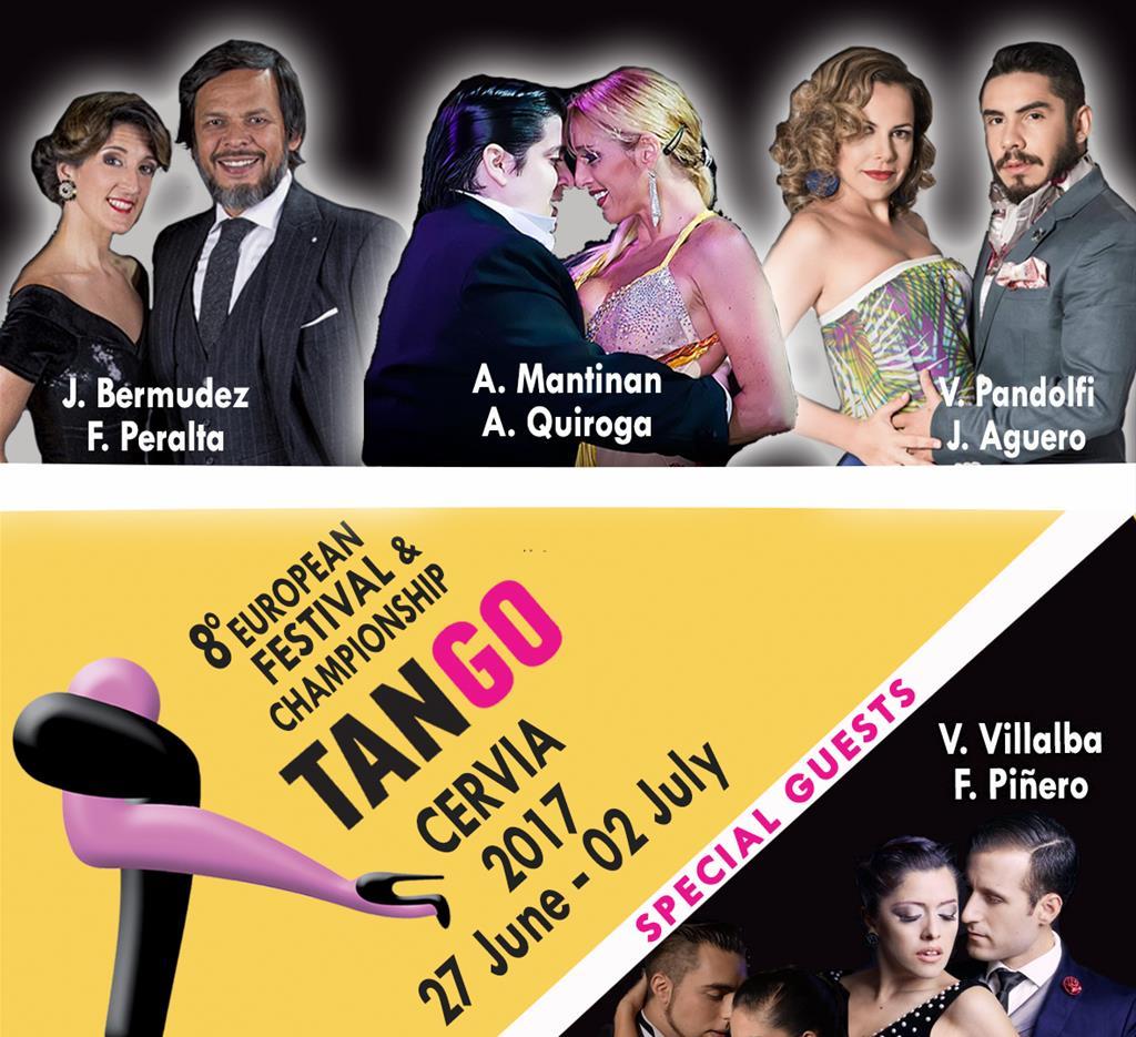 8th European Tango Festival & Championship