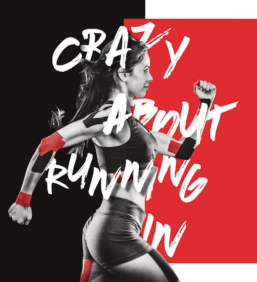 Crazy About Running In 2018