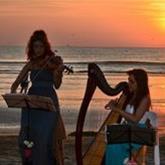 Albe Musicali sulla spiaggia di Tagliata