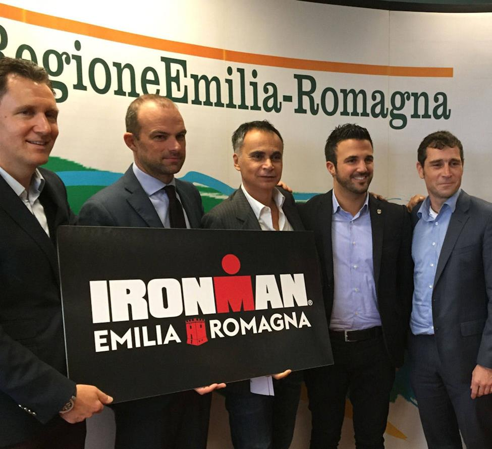Primo 'Ironman' in Italia