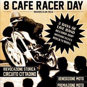 8� Caf� Racer Day