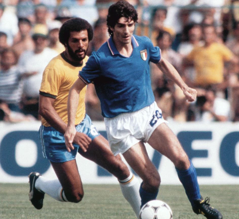 Pablito Great Italian Emotions e l'Italia dell'82
