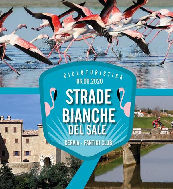 """Cicloturistica """"Strade bianche del sale"""""""